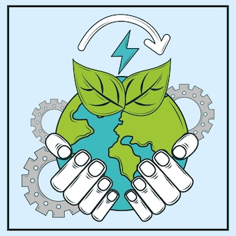 Hernieuwbare energie wereld