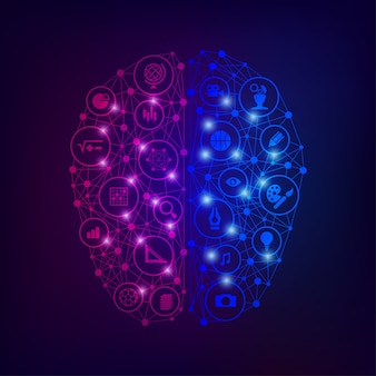 Hersenen kant