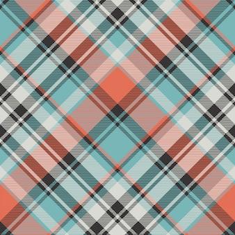 Het abstracte naadloze patroon van de geometrische stoffentextuur