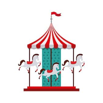 Het circusontwerp