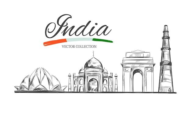 Het erfgoed van india
