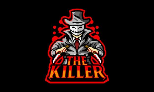 Het killer esports-logo
