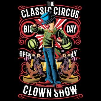 Het klassieke circus
