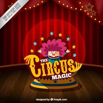 Het magic circus