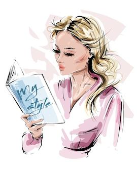 Het mooie boek van de meisjeslezing