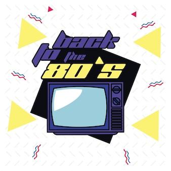 Het ontwerp van de jaren 80
