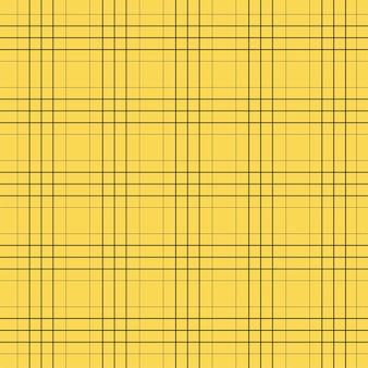Het patroon is gelijk