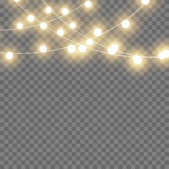Het stof is geel. gele vonken en gouden sterren schijnen met een bijzonder licht