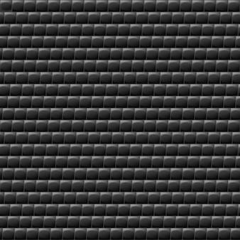 Heterogene gegolfde oppervlaktepatroon