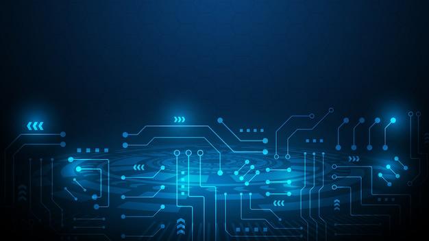 Hi-tech digitaal gegevensverbindingssysteem