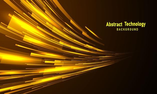 High-tech technologie modern design digitaal concept. abstracte textuurachtergrond