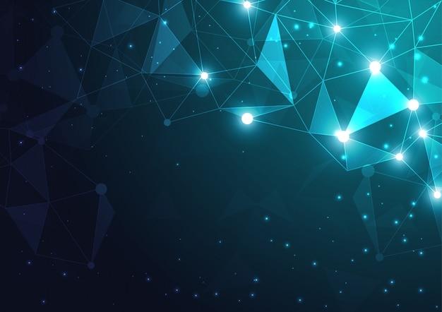 Hightech geometrische technologie
