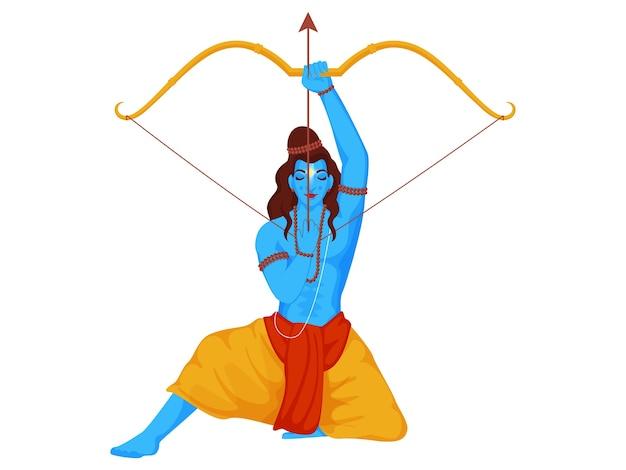 Hindoe-mythologische figuur