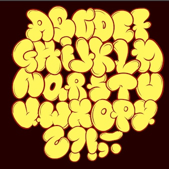 Hiphop streetstyle. gratis voor wall city urban. moderne stijl