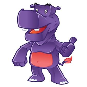 Hippo karakter
