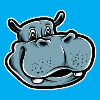 Hippo-logo
