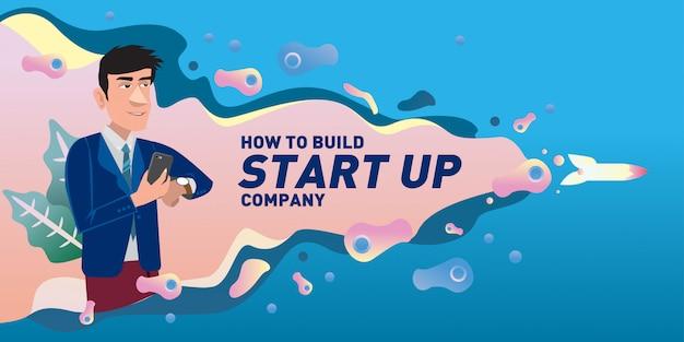 Hoe start een bedrijfspresentatiesjabloon te maken