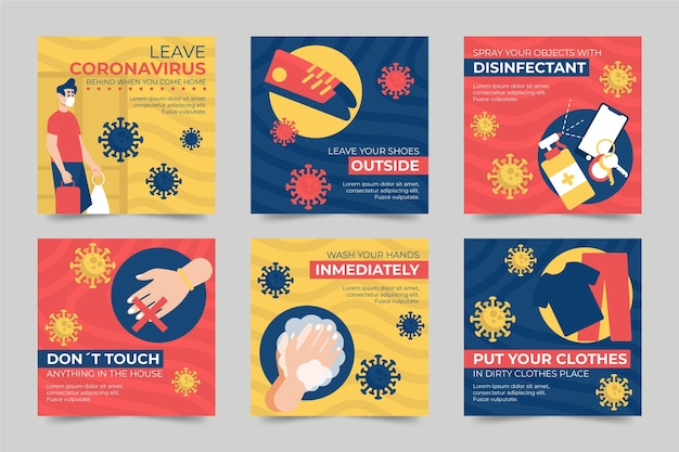 Hoe u het coronavirus kunt achterlaten als u thuiskomt