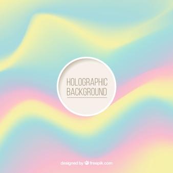 Holografische kleurachtergrond