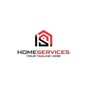 Home diensten logo