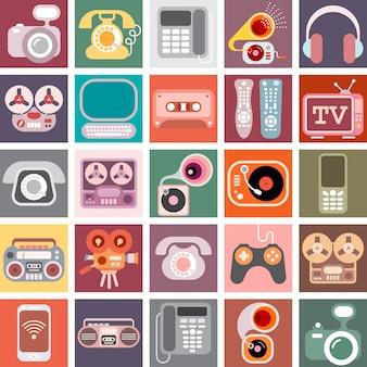 Home electronics