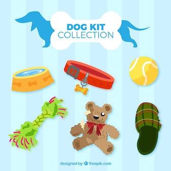 Hondenkist collectie