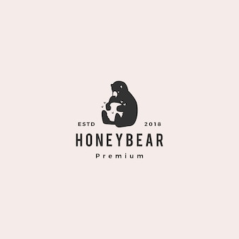 Honey bear-logo