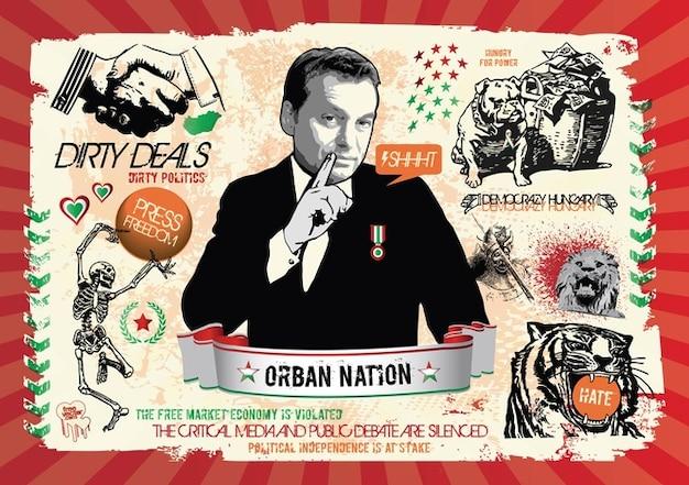 Hongaarse politiek graphics