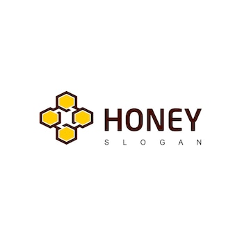 Honing logo design template