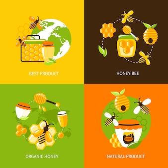 Honing ontwerpt collectie