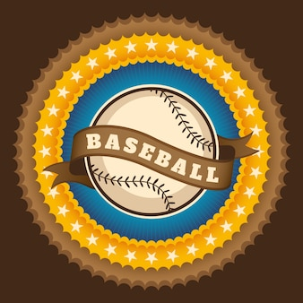 Honkbal achtergrond