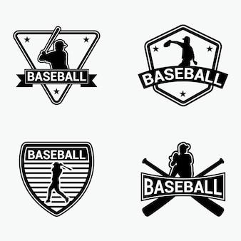 Honkbal-badge