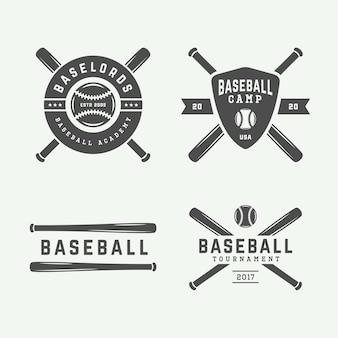 Honkbal logo's