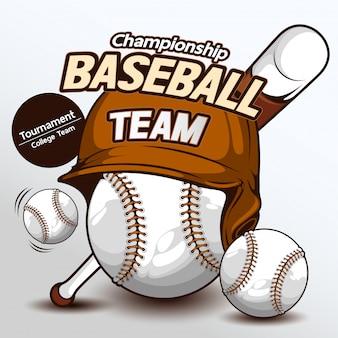 Honkbal-logo