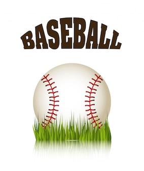 Honkbal ontwerp