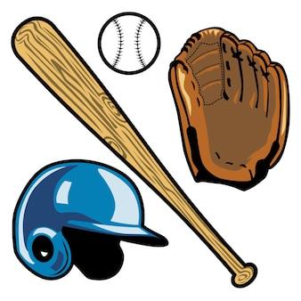 Honkbal uitrusting