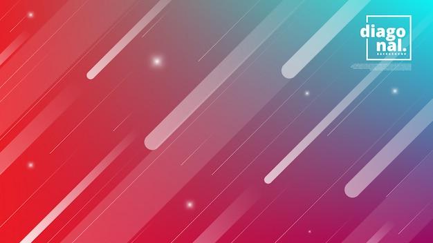 Horizontale banners met abstracte achtergrond en diagonale lijnvormen.