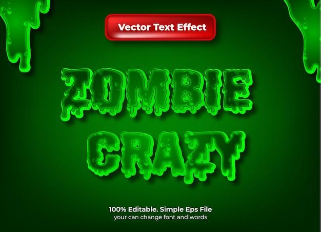 Horor teksteffect bewerkbare nacht en enge tekststijl