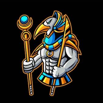 Horus esport gaming-logo