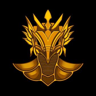 Horus vector illustratie
