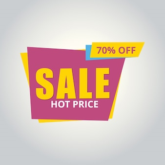 Hot sale banner