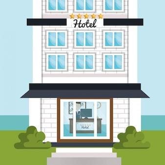Hotelservice ontwerp