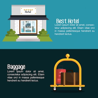 Hotelservice ontwerp