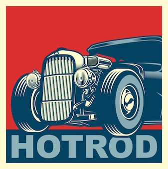 Hotrod hoop