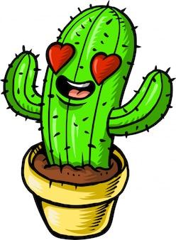 Hou van cactus
