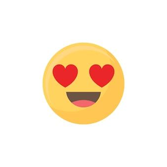 Hou van emoji