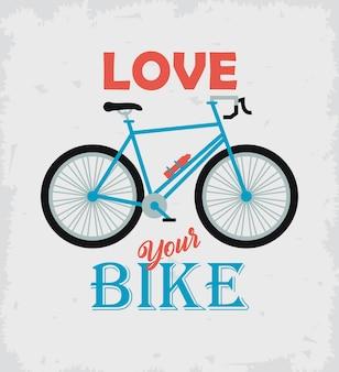 Hou van je fiets