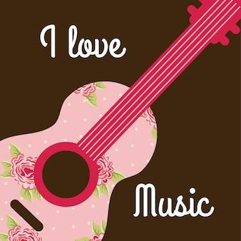 Hou van muziekontwerp