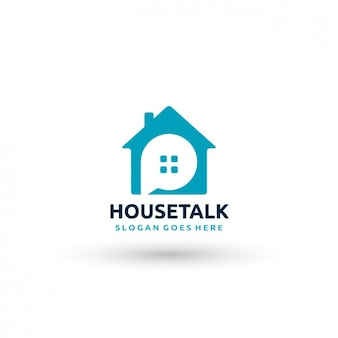 House template logo