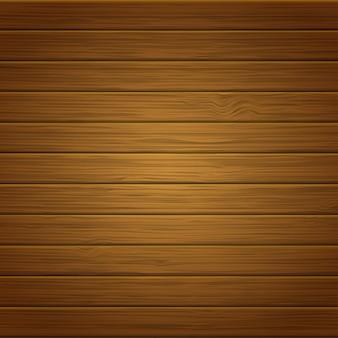 Hout textuur. cartoon muur van houten planken